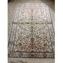 Orientální koberec hedvábný